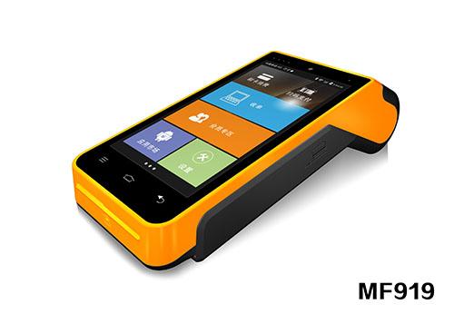 MF919-智能POS-Android5.1-安全CPU-5寸触摸屏